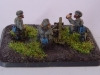 Fallschirmjaeger Stummelwerfer Team