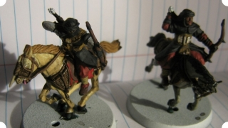 Haradrim Raiders 2