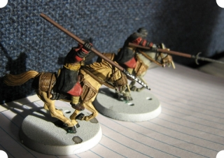 Haradrim Raiders 5