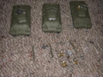 M10 GMC's