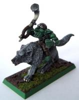 Wolf Rider (one)