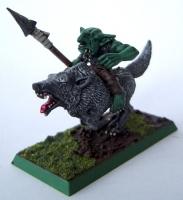 Wolf Rider (four)